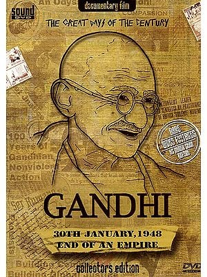 Gandhi (30th January, 1948 End of the Empire) (DVD)