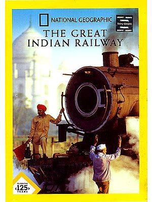 The Great Indian Railway (National Geographic) (DVD)