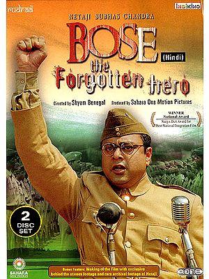 Netaji Subhas Chandra Bose (The Forgotten Hero) (Set of 2 DVDs)