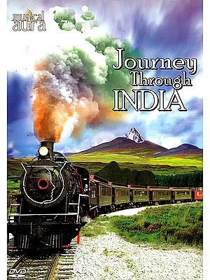 Journey Through India: Musical Aura (With Booklet Inside) (DVD)