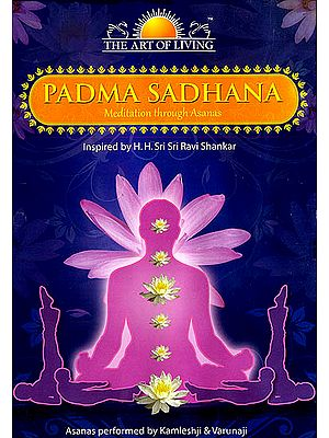 Padma Sadhana (Meditation through Asanas) (DVD)