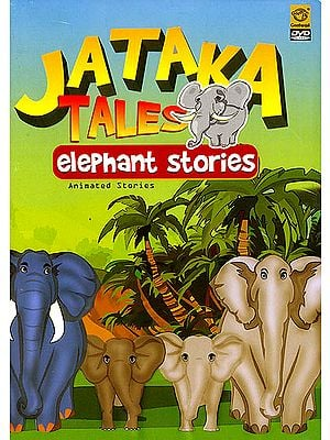 Jataka Tales (Elephant Stories) (Animated Stories) (DVD)