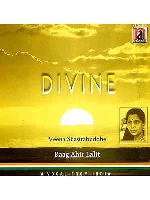 Divine: Raag Ahir Lalit (Audio CD)
