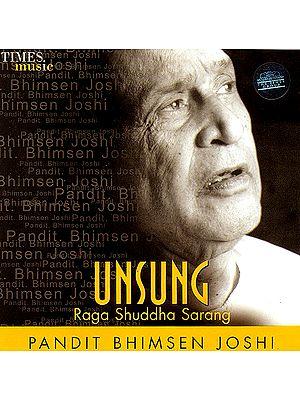 Unsung: Raga Shuddha Sarang (Audio CD)