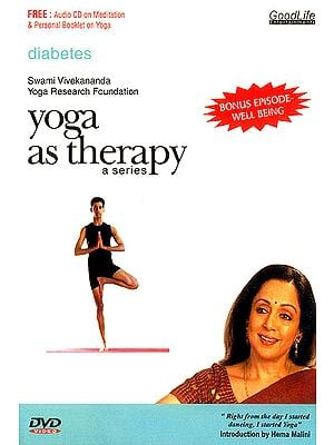 Yoga as Therapy for Diabetes (With Personal Booklet on Yoga) (DVD)