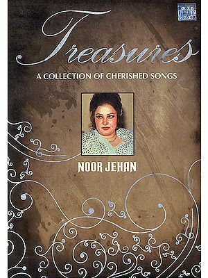 Treasures: A Collection of Cherished Songs - Noor Jehan (Set of 5 Audio CDs)