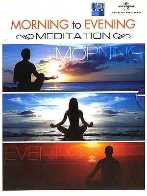 Morning to Evening Meditation (Set of 3 Audio CDs)