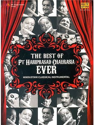 The Best of Pt Hariprasad Chaurasia Ever (Set of 5 Audio CDs)