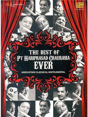The Best of Pt Hariprasad Chaurasia Ever (Set of 5 Audio CDs)