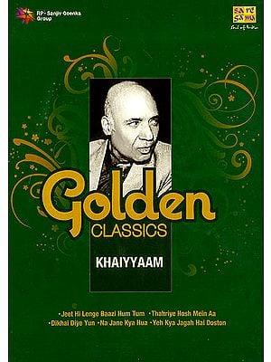 Golden Classics (Khaiyyaam) (Set of 2 Audio CDs)