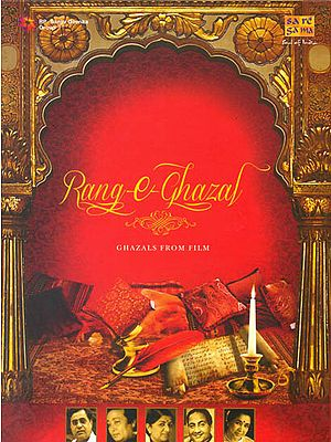 Rang-E-Ghazal -: Ghazals From Film (Set of 5 Audio CDs)