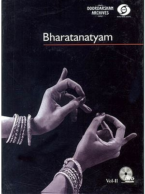 Bharatanatyam (Volume II) (With Booklet Inside) (DVD)