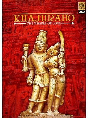Khajuraho : The Temple of Love (DVD)