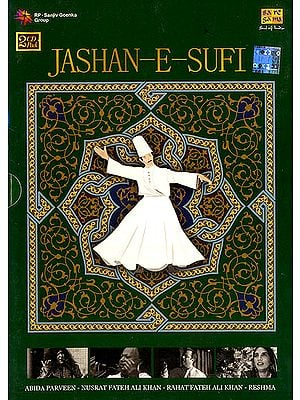 Jashan-E-Sufi (Set of 2 CDs)
