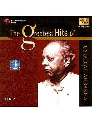 The Greatest Hits of Ustad Allah Rakha (Audio CD)