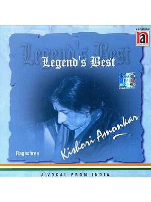 Legend's Best : A Vocal From India (Audio CD)