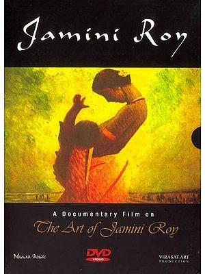 The Art of Jamini Roy - A Documentary Film (DVD)