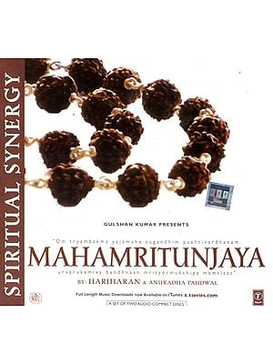 Mahamritunjaya: Spiritual Synergy (Set of 2 Audio CDs)