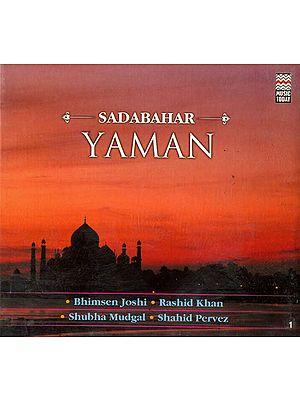Sadabahar Yaman (Audio CD)