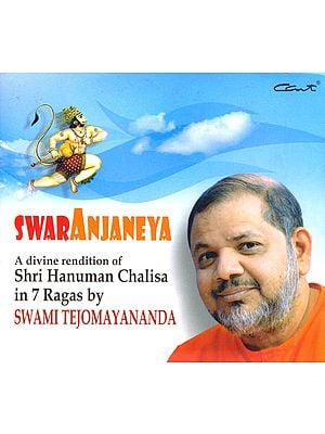 Swar Anjaneya: A Divine Rendition of Shri Hanuman Chalisa in 7 Ragas (Set of 2 Audio CDs)