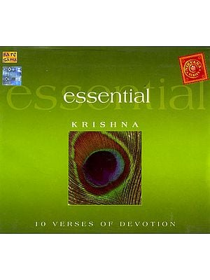Essential Krishna: 10 Verses of Devotion (Audio CD)