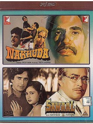 Nakhuda and Sawaal (DVD): Set of Two Films