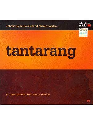 Tantarang: Entrancing Music of Sitar and Shankar Guitar (Audio CD)