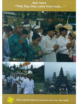 "Bali Yatra ""They Say, They Came from India…"" (DVD)"