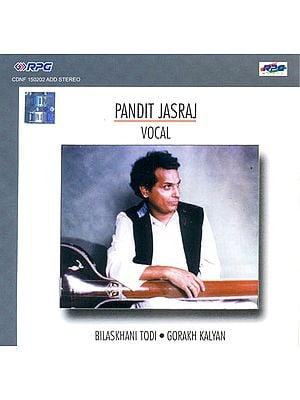 Pandit Jasraj - Vocal (Audio CD)