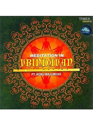 Meditation In Vrindavan (Audio CD)