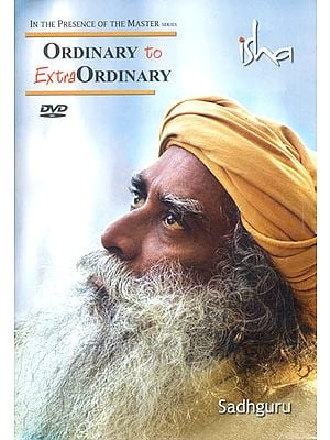Ordinary to Extra Ordinary: In The Presence of The Master Series (DVD, With Booklet inside)