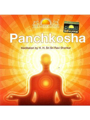 Panchkosha Meditation (Audio CD)