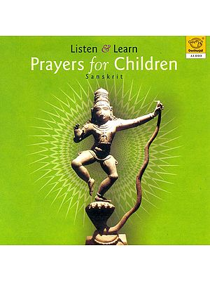 Listen and Learn - Prayers for Children: Sanskrit (Audio CD)