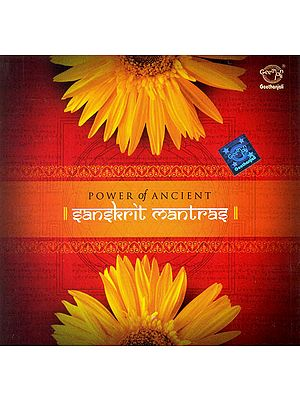 Power of Ancient Sanskrit Mantras (Audio CD)