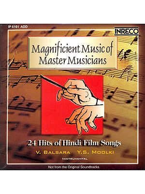 Magnificient Music of Master Musicians: 24 Hits of Hindi Film songs) (Audio CD)