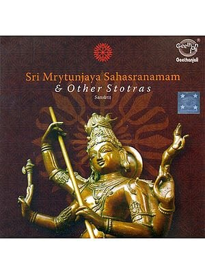 Sri Mrytunjaya Sahasranamam and Other Stotras: Sanskrit (Audio CD)