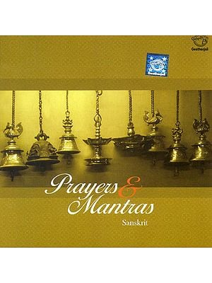 Prayers and Mantras: Sanskrit (Audio CD)