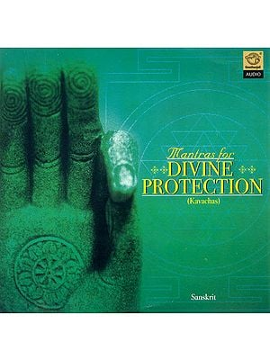 Mantras For Divine Protection (Kavachas) (Audio CD)