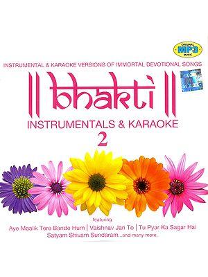 Bhakti: Instrumentals and Karaoke-2 (MP3)