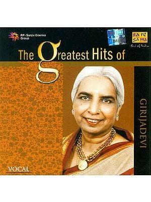 The Greatest Hits of Girija Devi (Audio CD)