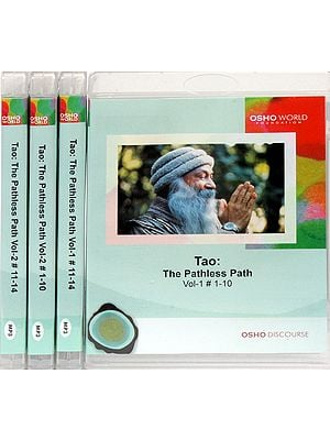 Tao: The Pathless Path  (Set of 4 MP3 CDs)