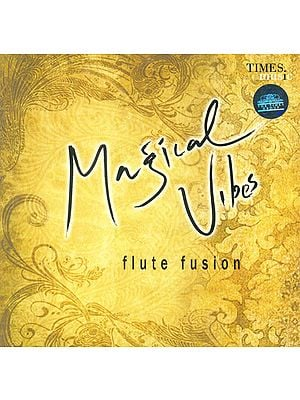 Magical Vibes (Flute Fusion) (Audio CD)