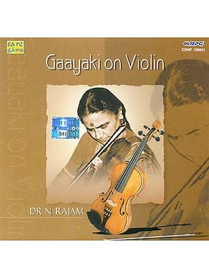 Gaayaki on Violin (Audio CD)