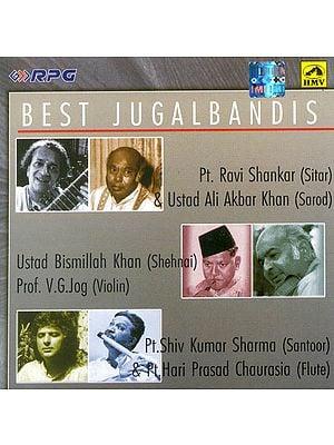 Best Jugalbandis (Audio CD)