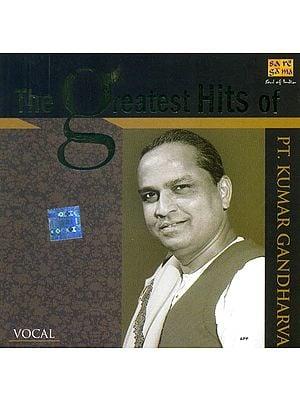 The Greatest Hits of Pt. Kumar Gandharva (Audio CD)