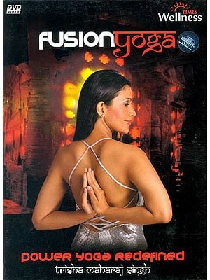 Fusion Yoga (Power Yoga Redefined) (DVD)