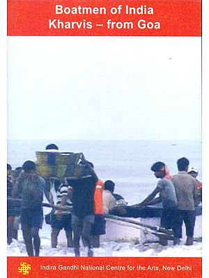 Boatmen of India Kharvis – from Goa (DVD)