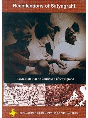 Recollections of Satyagrahi (DVD)