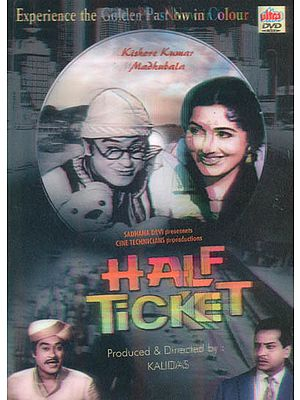Half Ticket: Experience The Golden Past Now in Colour (DVD)