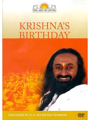 Krishna's Birthday (DVD)